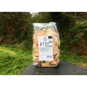 pi'bzh, galette de sarrasin poppée bio et breton