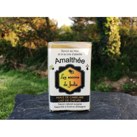 Amalthée - savon naturel surgras