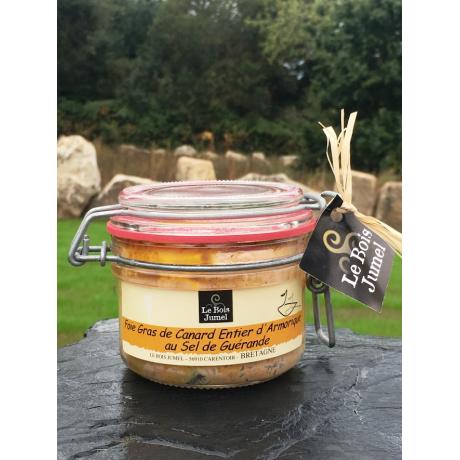 foie gras entier de canard 120 gr breton