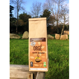 orgé, le café breton bio