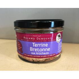 Terrine bretonne aux Artichauts