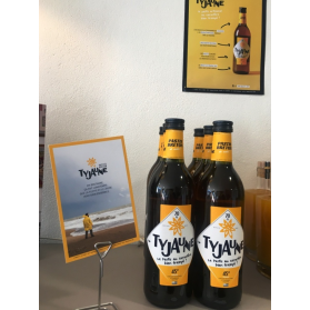 ty jaune, le pastis breton