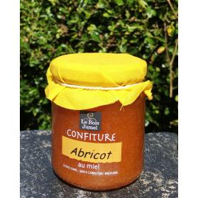 confiture Abricot au miel