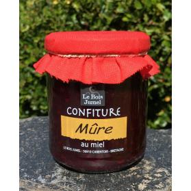 confiture Mûre au miel