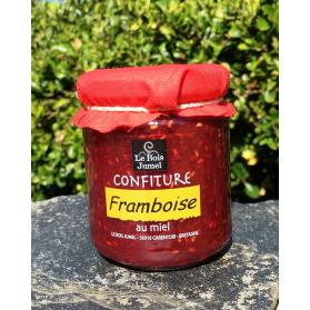 confiture Framboise au miel