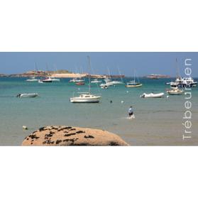 Carte postale - port - Regards sur Trébeurden