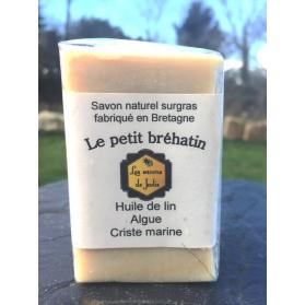 le petit bréhatin - savon naturel surgras