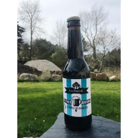 bière brune de Trégastel