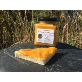 beurre d'abricot - artisan breton - création maison
