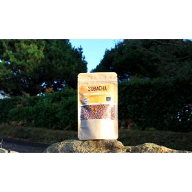 sobacha, graine de sarrasin bio torréfiée