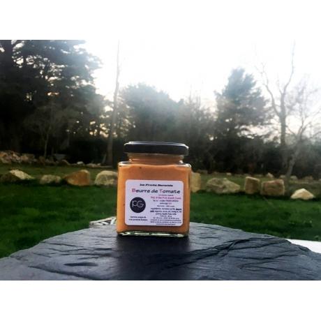 beurre de tomate - artisan breton - création maison