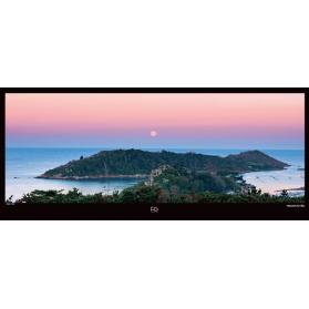 Poster - Trébeurden, île Millau